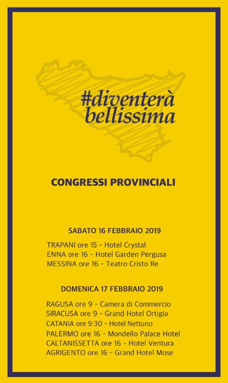 Congressi-provinciali-#diventeràbellissima