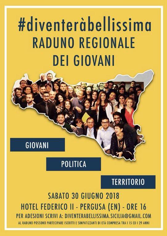 Sabato-30-giugno-raduno-regionale-dei-giovani-#diventeràbellissima